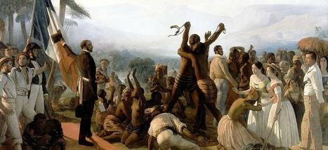 Pourquoi la France compte sept dates de commémoration de l'abolition de l'esclavage   La Longue-vue   Scoop.it