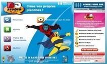 #ClasseTICE - 9 outils pour créer une bande dessinée avec les TICE | Ma boîte à outils | Scoop.it