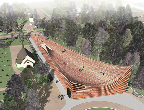 A Church Whose Roof Would Become An Urban Hotspot | architecture, technology & business | Scoop.it