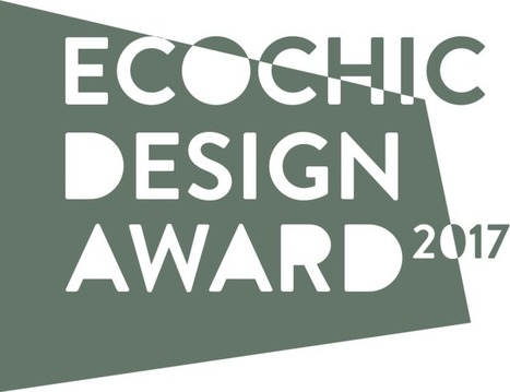 Apply Now for The EcoChic Design Award 2017 | Ethical Fashion | Scoop.it