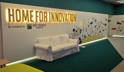 Les coulisses de Home for Innovation | Veille&innov | Scoop.it