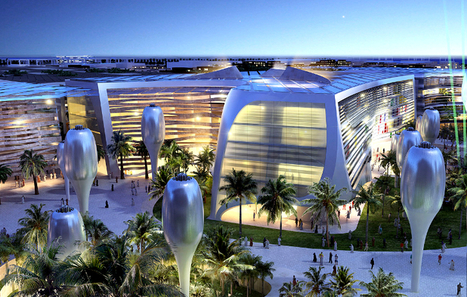 Influencia - OUT OF THE BOX - Masdar City : Le projet de Norman Foster n'est pas un mirage | Innovation dans l'Immobilier, le BTP, la Ville, le Cadre de vie, l'Environnement... | Scoop.it