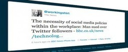 76% of Companies Do Not Have a Social Media Policy | Social Media Policies in the Work Place | Scoop.it