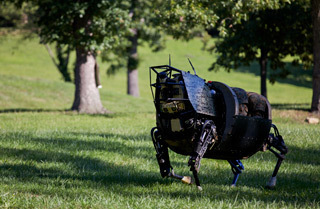 Robots at Work and Play | Robotic applications | Scoop.it
