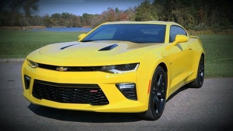 Review of the new 2016 Chevrolet Camaro SS | Muscle Cars of America | Scoop.it