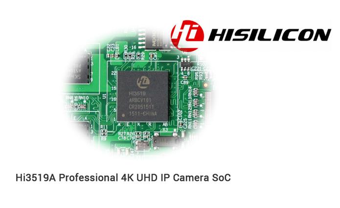 Hisilicon Hi3519 4k Soc Datasheet Intrusion