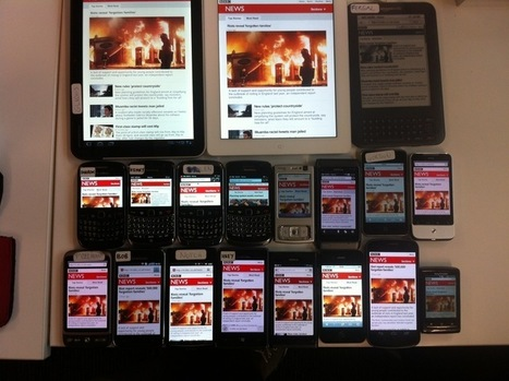 Testing #RWD | Responsive design & mobile first | Scoop.it