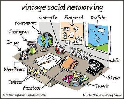 VIntage Social Networking | Siempre aprendiendo | Scoop.it