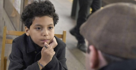 Subway riders in New York are paying $2 for 5 minutes of advice from an 11-year-old. | enjoy yourself | Scoop.it