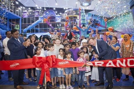 Fun Places For Kids To Play Tridom Ki