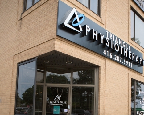 Triangle Physiotherapy Mississauga, North York | Oakville