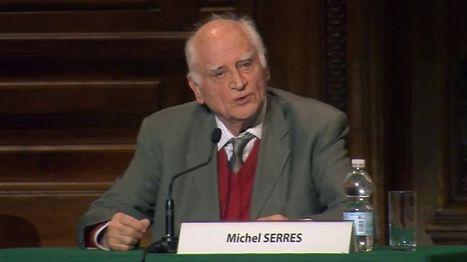 Michel Serres - L'innovation et le numérique | TUICE_Université_Secondaire | Scoop.it