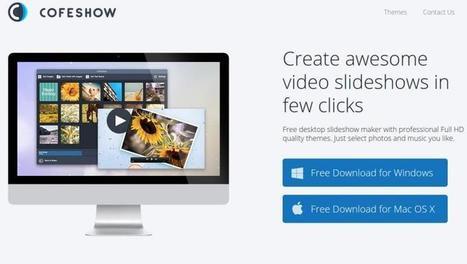 Cofeshow: crea espectaculares vídeo presentaciones con este software gratuito | Herramientas TIC para el aula | Scoop.it