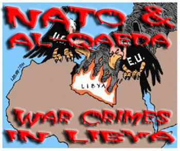 NATO & Al-Qaeda War Crimes In Libya « Federal Jack | The greatest weapon is not a gun. Nor it is nuclear. It is information control | Scoop.it