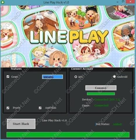 Line play hack game hacks scoop ccuart Choice Image