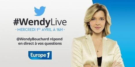 Comment Europe 1 gère sa présence sur les réseaux sociaux | Stratégie Digitale et entreprises | Scoop.it