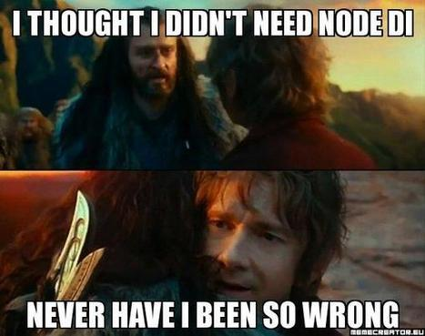 Fount - Dependency Injection for Node.js | nodeJS and Web APIs | Scoop.it