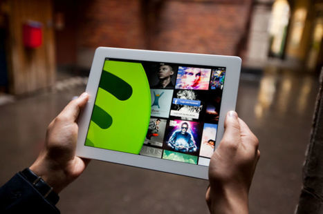 Sous la pression des majors du disque, Spotify va-t-il être contraint de rogner son catalogue gratuit ? | Paper Rock | Scoop.it