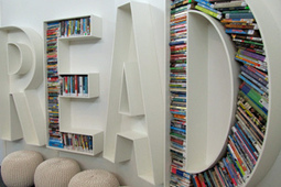 More than books at 'futuristic' library | Innovation in libraries | Scoop.it