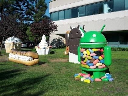 【ニュース】Google、Android端末の累計アクティベート数が5億台突破と ... | smartphone_jp | Scoop.it