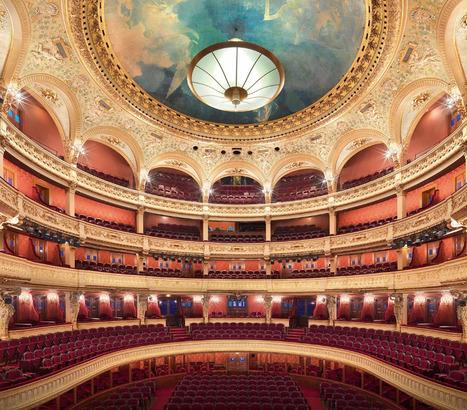 L'Opéra Comique, à découvrir en famille  – un dossier en images du Google Cultural Institute | Tourisme etcetera ! | Scoop.it