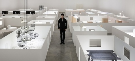 Design Museum Holon | Nendo: the Space in Between | design exhibitions | Scoop.it
