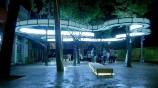 Elegant Installation Brings Bright Lights and WiFi to a Public Plaza in South Korea | green streets | Scoop.it