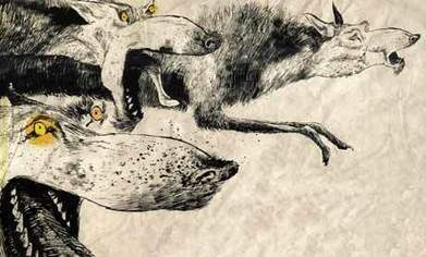 Life after wolves came out of the walls | Inspiring reading | Scoop.it