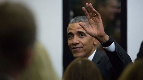Obama leaving with high approval rating. @investorseurope #brave   Culture, Humour, the Brave, the Foolhardy and the Damned   Scoop.it