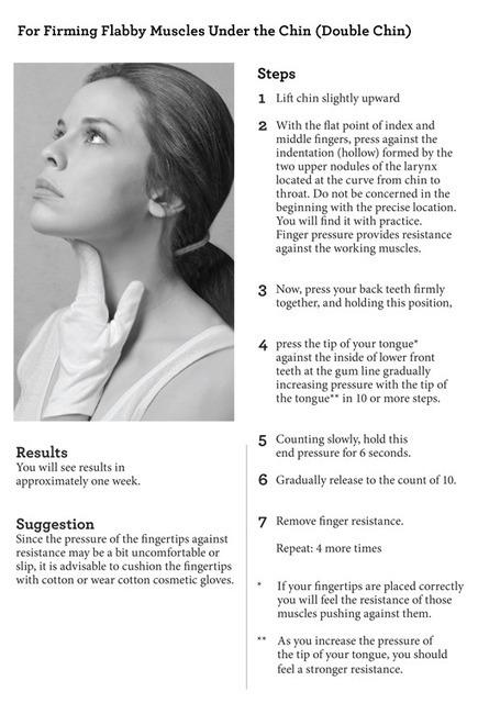 Facial Exercises Free 7