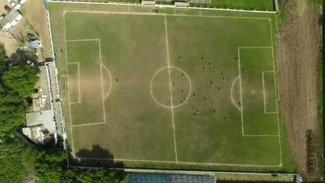Liniers: Argentine fifth tier club are told to fix their wonky pitch | Multi Cultural Mathematics education | Scoop.it