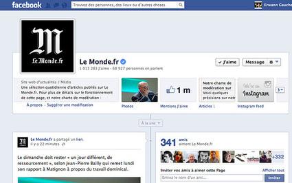Les médias peuvent-ils être condamnés pour les commentaires de leur page Facebook ? | Mon Web Bazar | Scoop.it