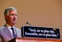 Le roi Philippe remet des Impact Awards à des entrepreneurs sociaux