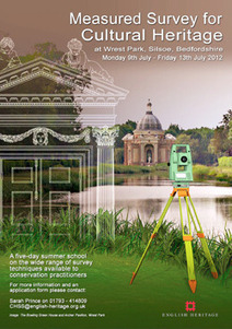 Measured Survey for Cultural Heritage | English Heritage | Cultural heritage protection | Scoop.it