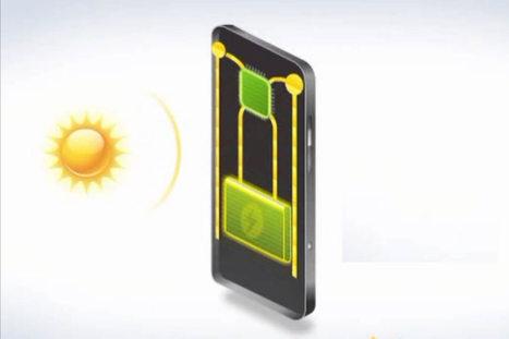 Wisyps Connect : le premier smartphone solaire compatible Li-Fi | Maîtrise de l'énergie | Scoop.it