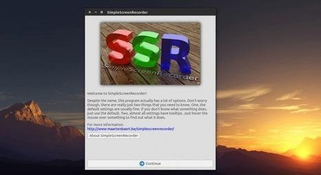 Enregistrez votre écran sous GNU/Linux avec SimpleScreenRecorder   Angristan   Astuces Linux   Scoop.it