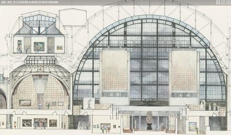Orsay, de estación a museo | Rincón didáctico de CCSS, Geografía e Historia | Recursos interactivos para conocer la Historia del Arte | Scoop.it