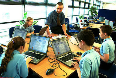 Why Right Now Is Just The Beginning For Education Technology - Edudemic | Collaborative Learning and Educational Partnerships | Scoop.it