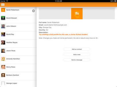 Mobile app - MoodleDocs | TIC JSL | Scoop.it
