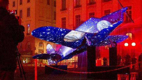 EURONEWS: Lyon : l'économie des lumières   ONLYLYON Tourisme   Scoop.it