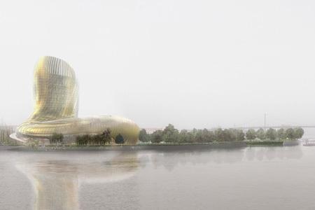 Le Centre culturel et touristique du vin prend corps - Bordeaux | Actu Réseau MONA | Scoop.it