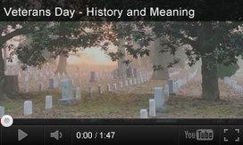 Veterans Day Videos & Activities | Homework Helpers | Scoop.it