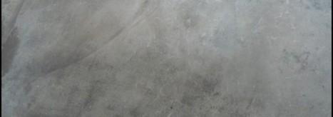 Mat riau tendance avantages et inconv - Le beton cire avantage et inconvenient ...