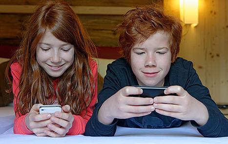 No, tu hijo no es un nativo digital | Re-Ingeniería de Aprendizajes | Scoop.it