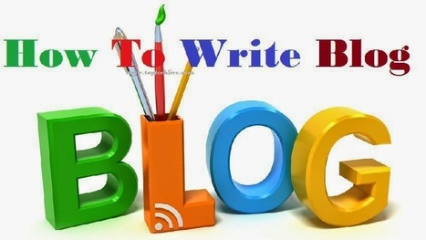 How to write a good technical blog post