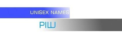Unisex Names: Pilu | Name News | Scoop.it