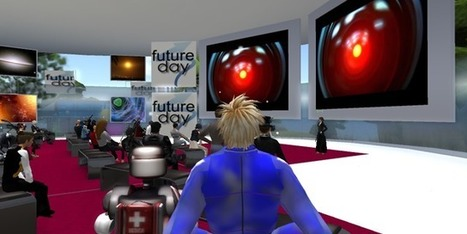 Future Day event in Second Life   Global Brain   Scoop.it