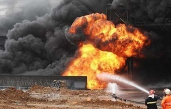 Suspected Vadals Activities Causes Pipeline Explosion At Takwa Bay | SecureOil | Scoop.it