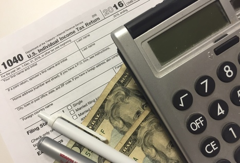 IRS starts accepting tax returns today: 6 things early tax filers need to know | itsyourbiz | Scoop.it