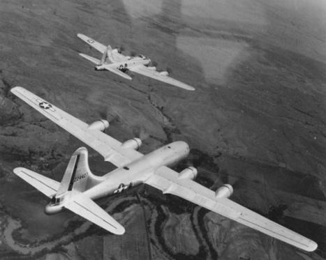 WWII Bombers | WW2 Bomber - Nose Art | Scoop.it
